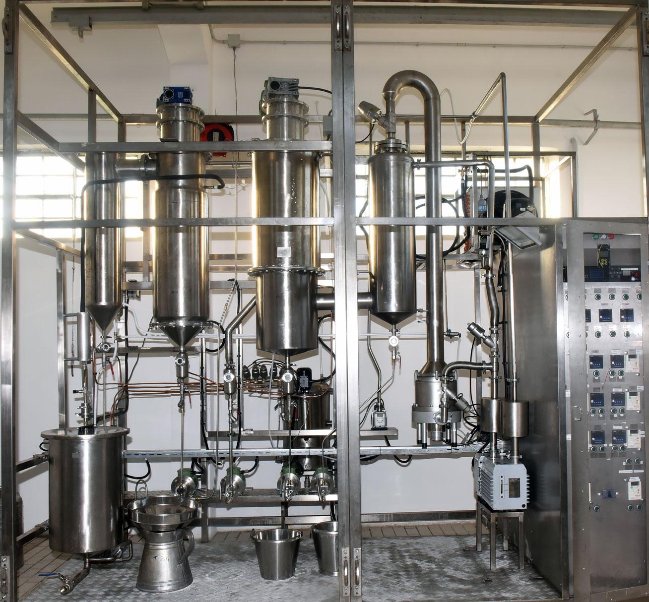 absolute distillation machine